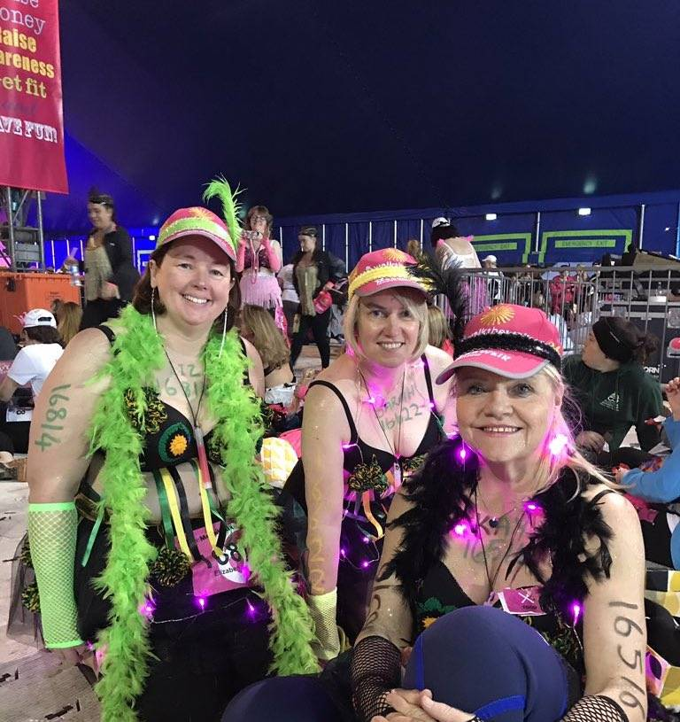 London Moonwalk 2017 - We did it!